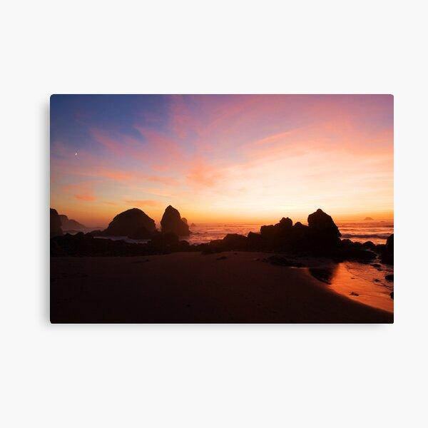 Pacific Radiance Canvas Print