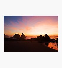 Pacific Radiance Photographic Print
