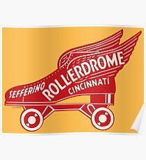 Sefferino Rollerdrome Poster