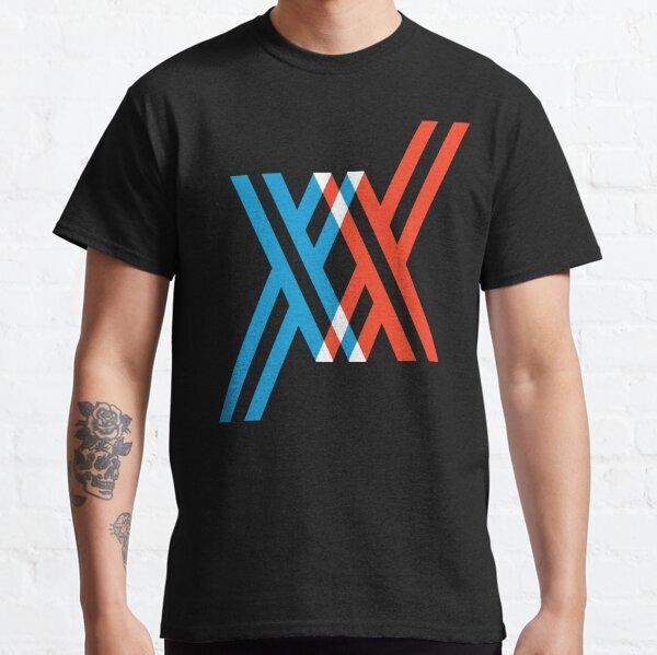 Chéri dans le T-shirt de Franxx T-shirt classique