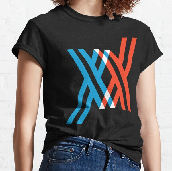 Darling en la camiseta de Franxx Camiseta clásica