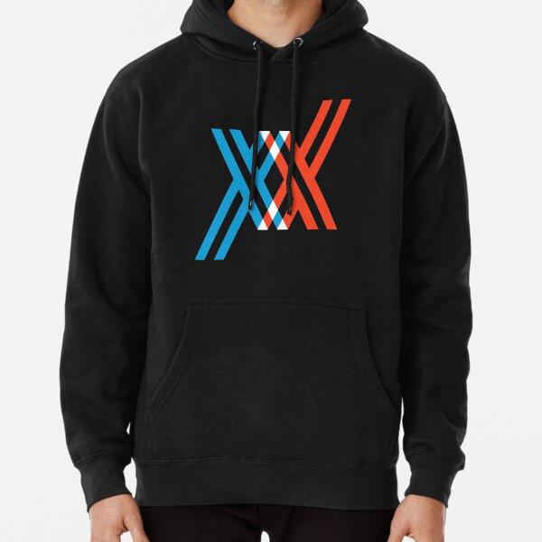 Chéri dans le T-shirt de Franxx Sweat à capuche épais