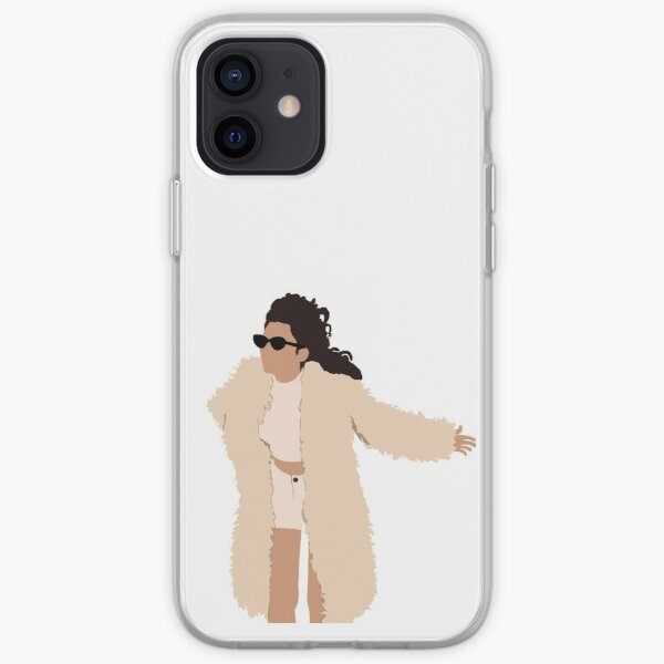 Fran Tennis outfit iPhone Soft Case