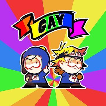 Creek Gay Pride by zukich