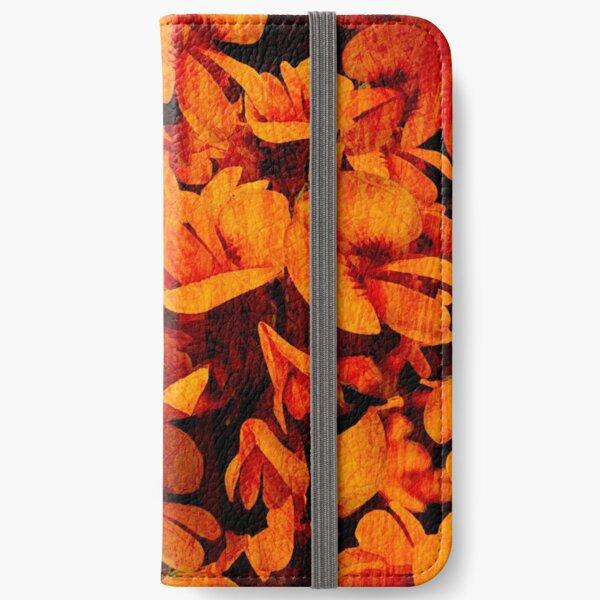 Wild Pea iPhone Wallet