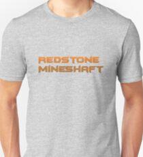 Redstone Mineshaft Stone T-Shirt