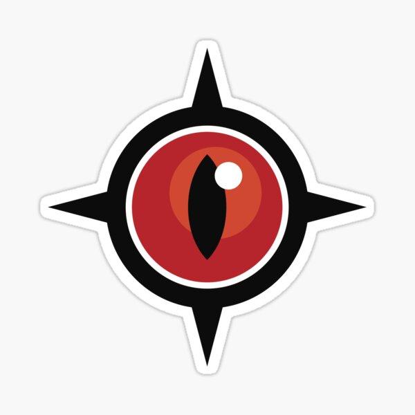 Eye of the Heresy Sticker