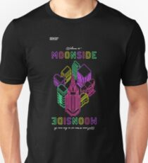 Willkommen bei Moonside Slim Fit T-Shirt