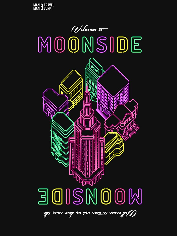 Welcome to Moonside by OldHermit