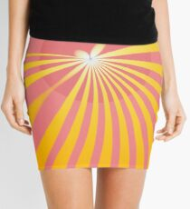 Butterfly Sun Mini Skirt