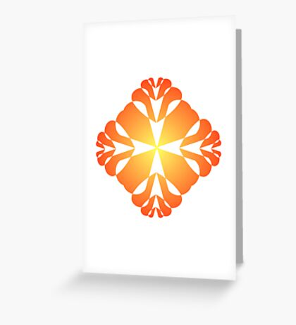 Multiple Hearts Greeting Card