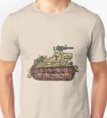 African desert corps Unisex T-Shirt