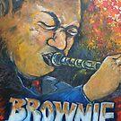 Brownie  by Reynaldo