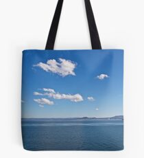 Edinburgh from Kinghorn Tote Bag