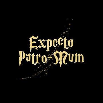 Expecto Patro-Mum by glucern