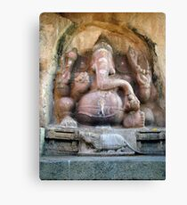 Sri Ganesh Canvas Print
