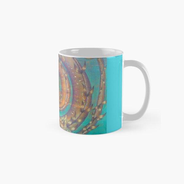 Dragon Spiral Classic Mug