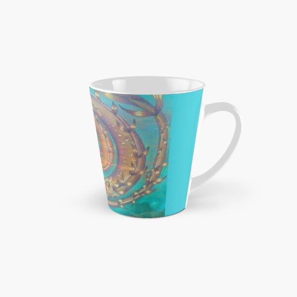 Dragon Spiral Tall Mug