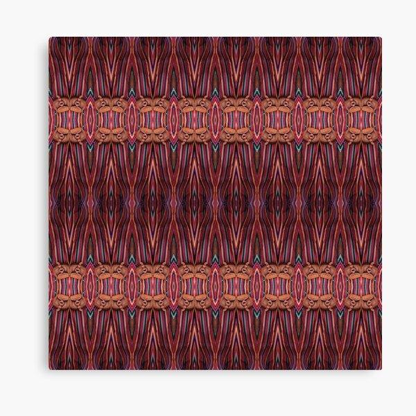 Ornament, ornamentation, form, shape, Tracery, garniture, symmetry, reiteration Canvas Print