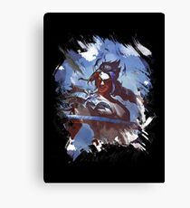 KAYN - League of Legends Canvas Print
