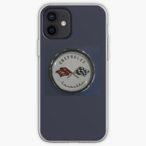 Corvette iPhone Soft Case