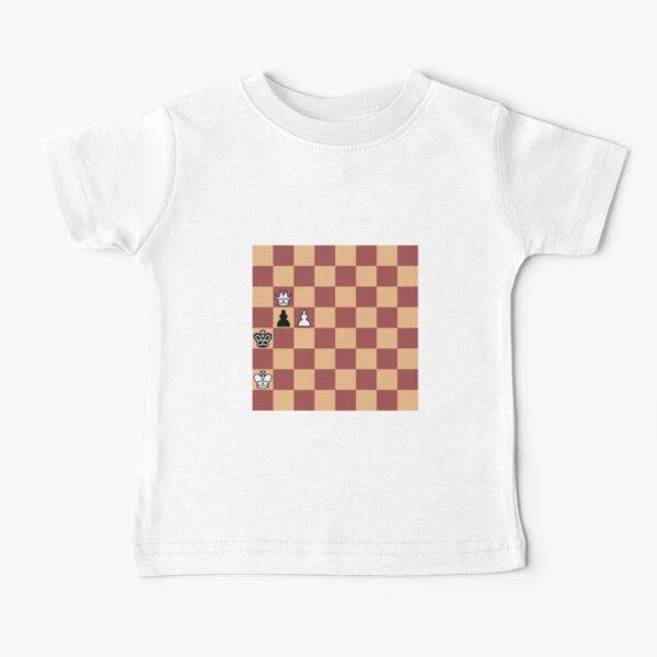 Chess, #Chess #PlayChess #ChessPiece #ChessSet, chess master Baby T-Shirt