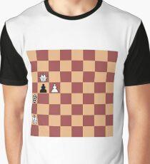 Chess, play chess, chess piece, chess set, chess master Graphic T-Shirt