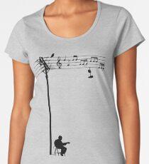 Wired Sound Women's Premium T-Shirt