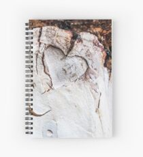 Heart of Eucalytus Spiral Notebook