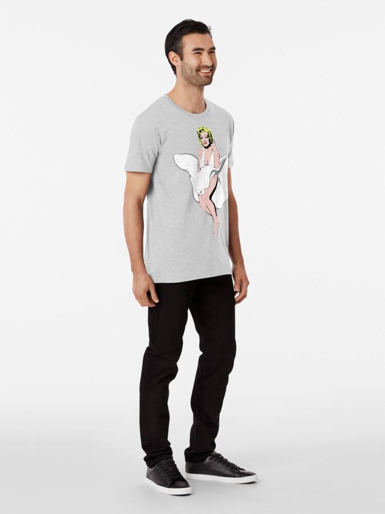 Alternate view of Marilyn Monroe 2018 Premium T-Shirt