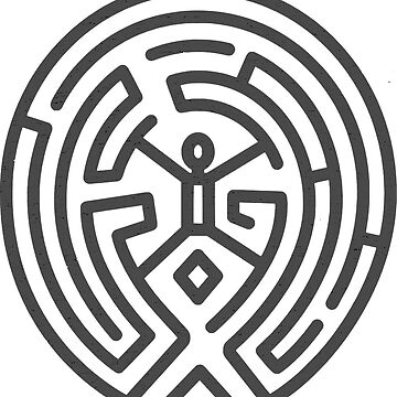 WESTWORLD - Center of the Maze by p-a-z