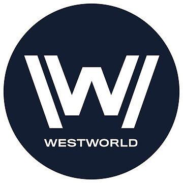 WESTWORLD - Logo by p-a-z