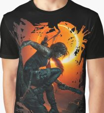 Lara's Shadow Graphic T-Shirt