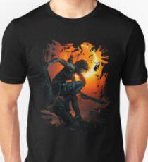 Lara's Shadow Unisex T-Shirt
