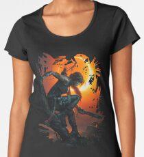 Lara's Shadow Women's Premium T-Shirt