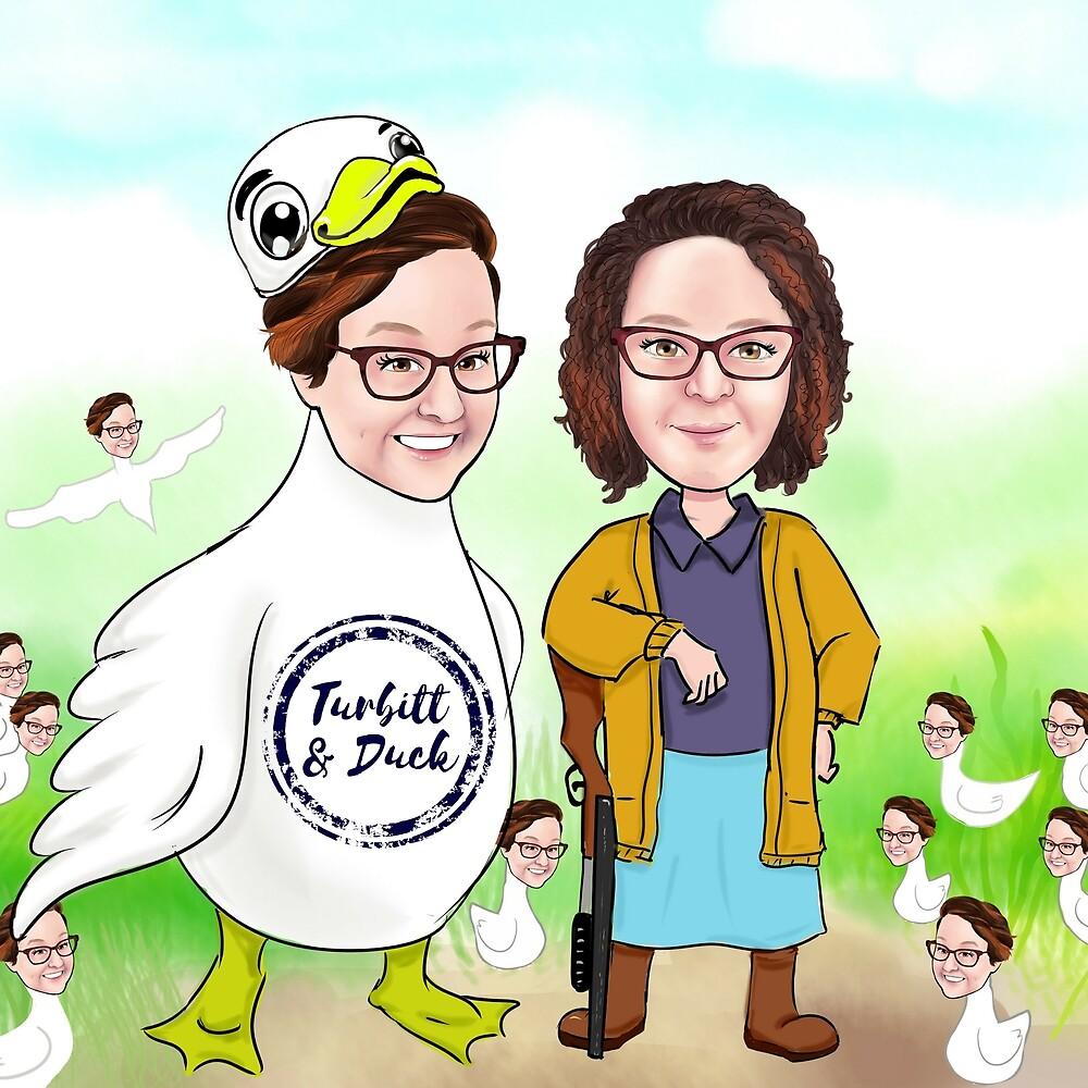 Turbitt & Duck: The Library Podcast by TurbittnDuck