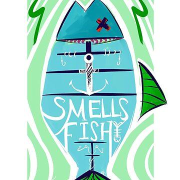 Smells fishy by azurlys