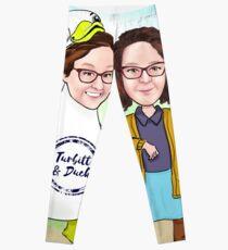 Turbitt & Duck - The Library Podcast Leggings