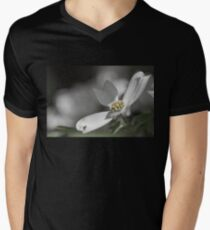 Dogwood Tree in Full Bloom This Season Men's V-Neck T-Shirt