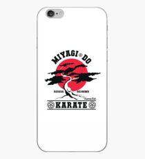 Karate Kid - Herr Miyagi Do Red Variant iPhone-Hülle & Cover