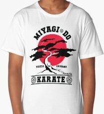 Karate Kid - Mr Miyagi Do Red Variant Long T-Shirt