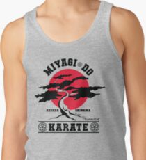 Karate Kid - Mr Miyagi Do Red Variant Tank Top
