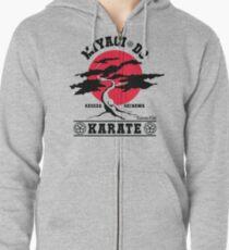 Karate Kid - Herr Miyagi Do Red Variant Kapuzenjacke