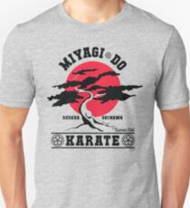 Karate Kid - Herr Miyagi Do Red Variant Unisex T-Shirt