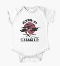 Karate Kid - Miyagi Do Baby Body Kurzarm