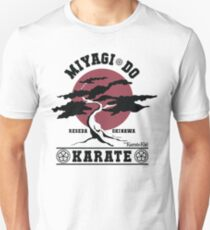 Karate Kid - Miyagi Do Slim Fit T-Shirt