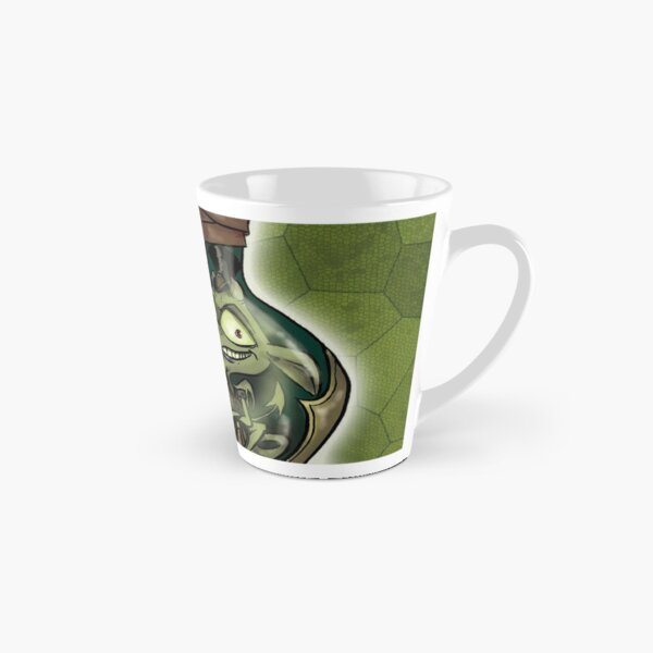 Official Bottled Imp Mug - Grocklesnook Dragon Scale Tall Mug