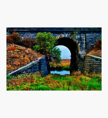 """The Viaduct"" Photographic Print"