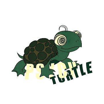 Psych Turtle Power by korben1337