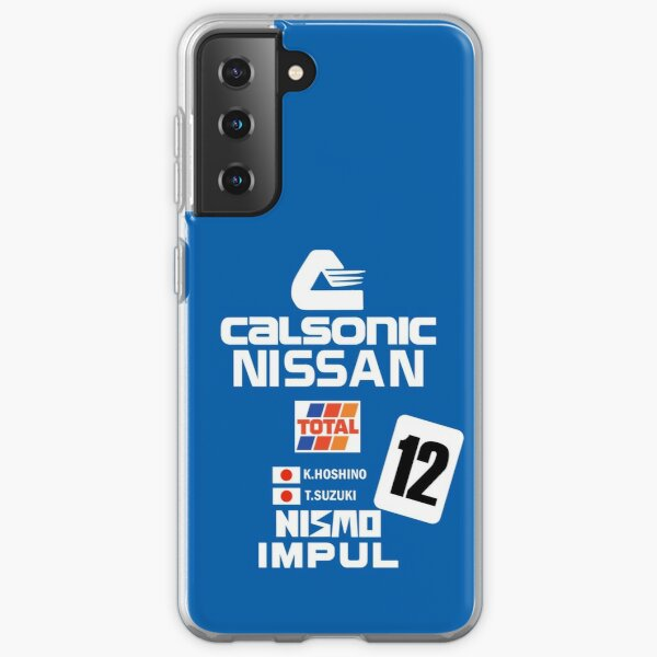 CALSONIC IMPUL NISSAN Samsung Galaxy Soft Case